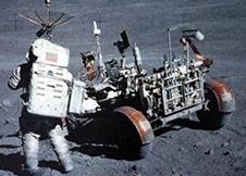 月面移動車輌
